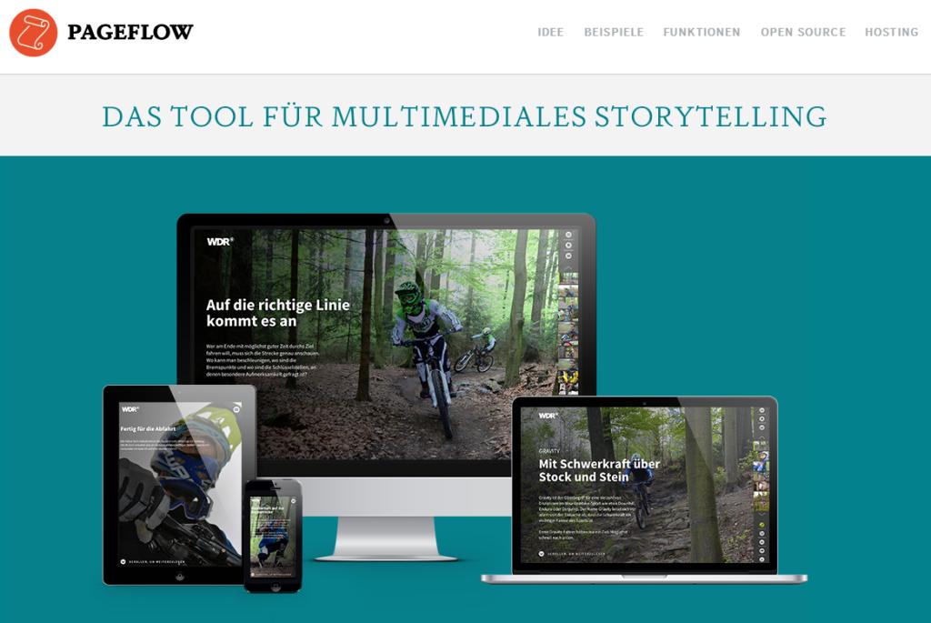 Pageflow - Das Tool für multimediales Storytelling
