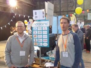 Indoo.rs Team Bernd & Nick