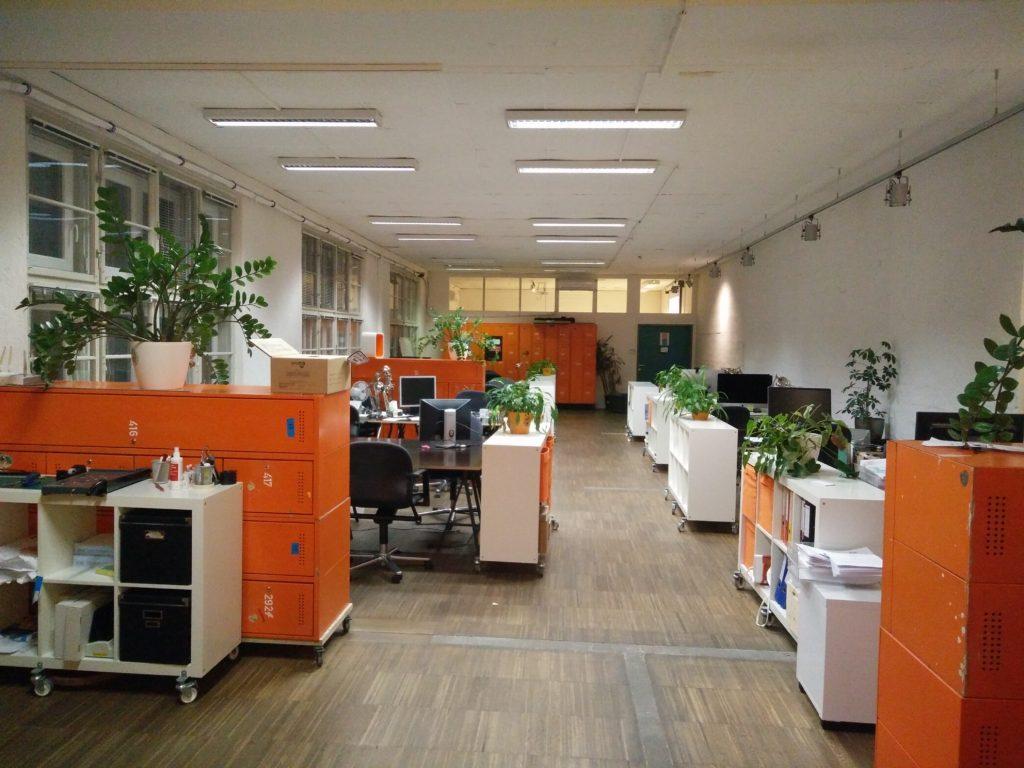 Sektor5 Co-Working Space Vienna