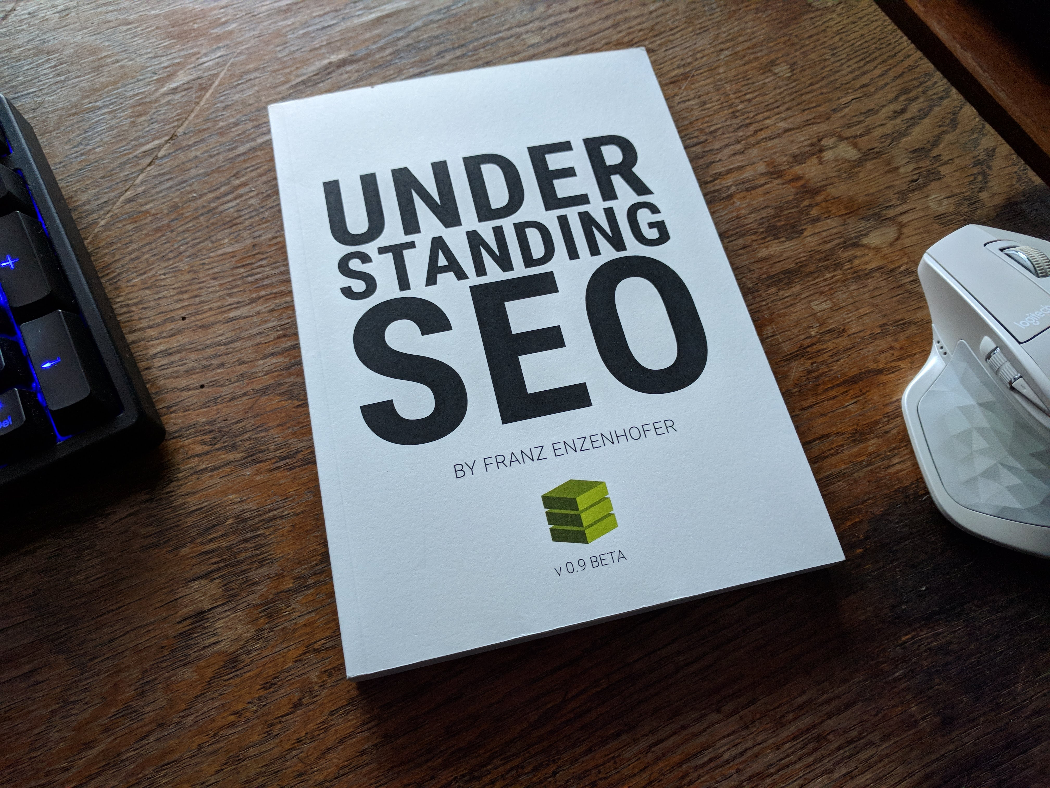 Book cover of Understanding SEO by Franz Enzenhofer