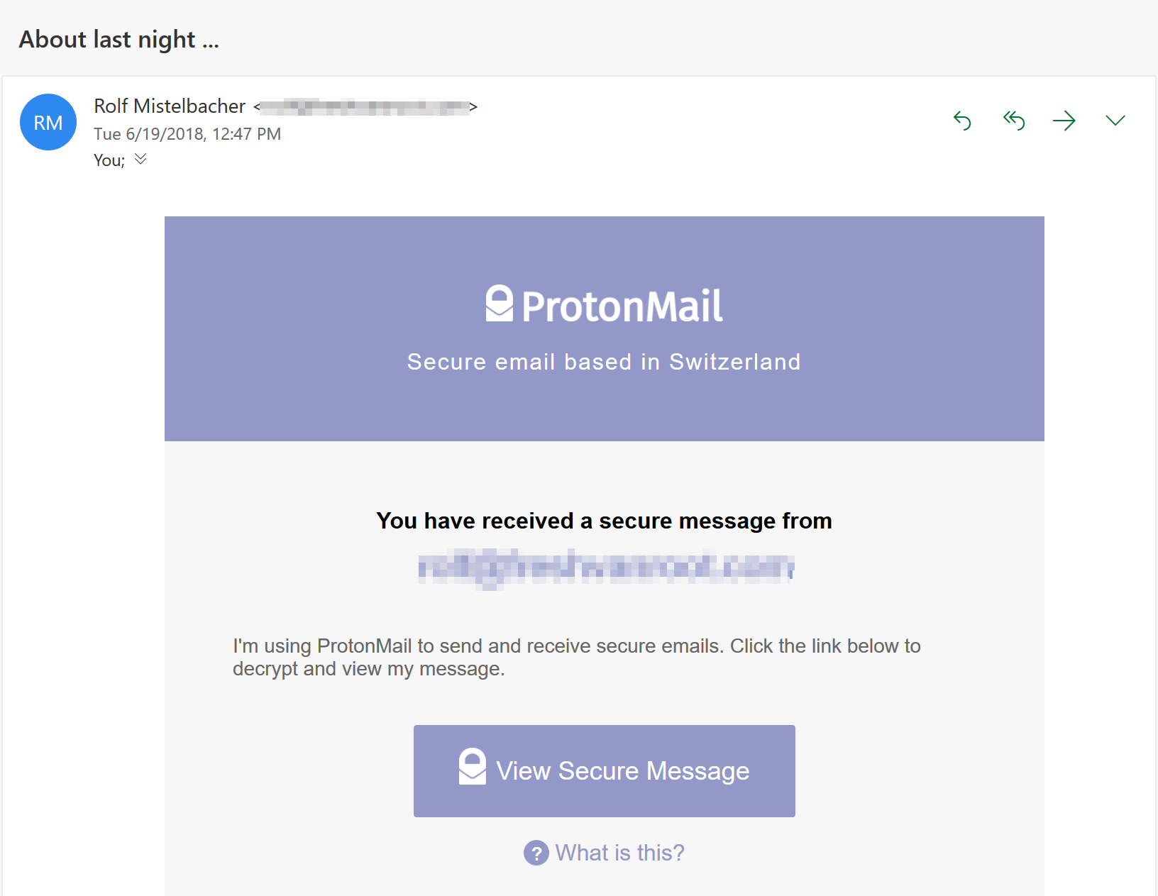 From Gmail to ProtonMail - A Marketers Perspective - Fresh