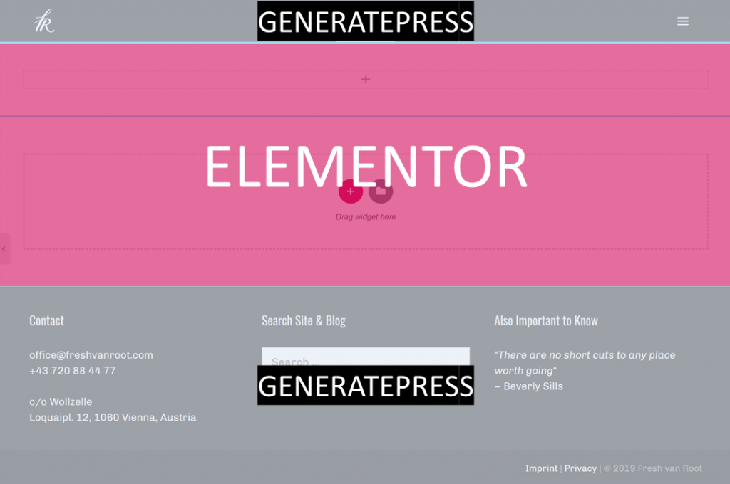 How We Built Our New Website with GeneratePress And Elementor