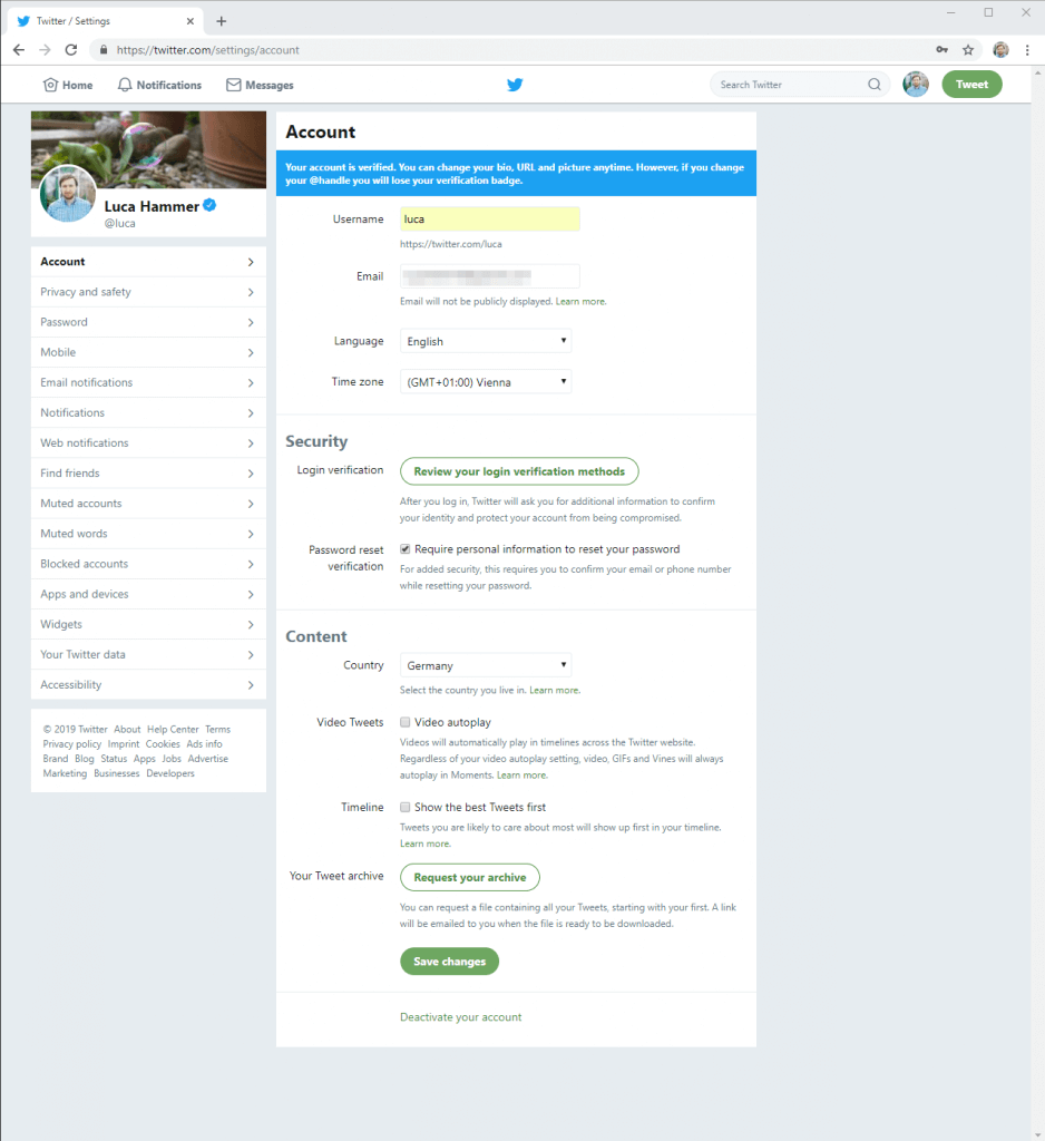 Twitter: All You Need to Know About The Upcoming Redesign - Fresh